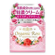 Meishoku MOISTURE CREAM / Увлажняющий крем с экстрактом дамасской розы  ORGANIC ROSE