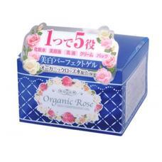 Meishoku SKIN CONDITIONING GEL / Гель-кондиционер для кожи лица с экстрактом дамасской розы (с экстрактом плаценты и осветляющим эффектом)  ORGANIC ROSE