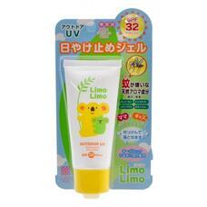 Meishoku Outdoor UV SPF 32 PA +++ / Солнцезащитный гель для всей семьи SPF 32 PA +++ Limo Limo