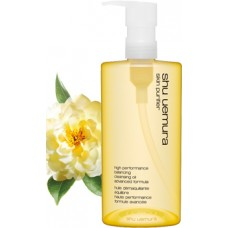 Shu Uemura High Perfomance Balancing Cleansing Oil Advanced Formula балансирующее масло для всех типов кожи 450 мл