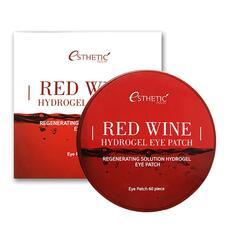Гидрогелевые патчи для глаз ESTHETIC HOUSE КРАСНОЕ ВИНО RED WINE HYDROGEL EYEPATCH