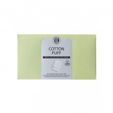 Спонжи косметические из 100% хлопка The Saem Cotton Puff(new) 80 шт
