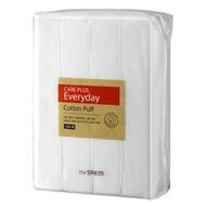 Спонжи косметические из 100% хлопка THE SAEM Care Plus Everyday Cotton Puff 1200 шт