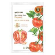 Маска тканевая томат THE SAEM Natural Skin Fit Mask Sheet Tomato 20 мл