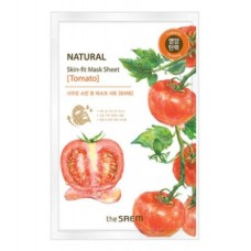 Маска тканевая томат THE SAEM Natural Skin Fit Mask Sheet Tomato 20 мл