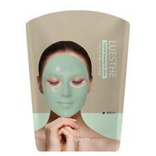 Маска для лица альгинатная THE SAEM Luesthe Modeling Pot Aloe 25гр