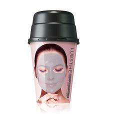 Маска для лица альгинатная THE SAEM Luesthe Modeling Mask Charcoal 55гр
