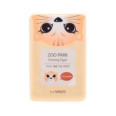 Маска ZOO для лица укрепляющая THE SAEM ZOO PARK Firming Tiger 25мл