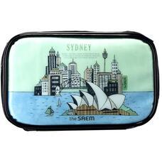 Косметичка Сидней THE SAEM Enamel Pouch 01.Sydney