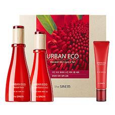 Набор уходовый с экстрактом телопеи THE SAEM Urban Eco Waratah Skin Care 2 Set 180мл/140мл/30мл