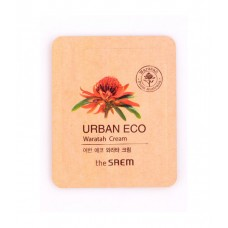 Крем для лица с экст. телопеи пробник THE SAEM Sample Urban Eco Waratah Cream Sample (Pouch) 1мл