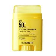 Стик солнцезащитный THE SAEM Eco Earth Power Clear Sun Stick 16 гр
