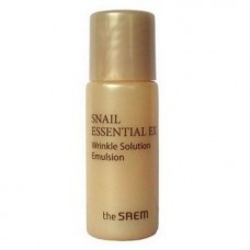 Эмульсия антивозр. пробник THE SAEM Sample Snail Essential EX Emulsion N 5мл