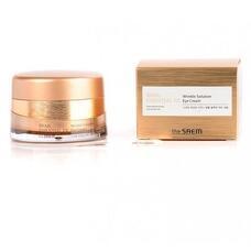 Крем для глаз антивозрастной THE SAEM Snail Essential EX Wrinkle Solution Eye Cream 30 мл