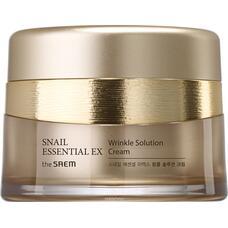 Крем антивозрастной THE SAEM Snail Essential EX Wrinkle Solution Cream 60 мл