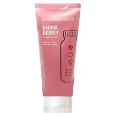 Пенка для умывания THE SAEM My Cleanse Recipe Cleansing Foam-Shine Berry 150 мл