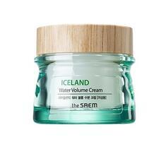 Крем минеральный THE SAEM Iceland Water Volume Hydrating Cream (For Oily Skin) 80 мл