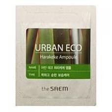 Сыворотка с экстр. новозеландского льна пробник THE SAEM (Sample) Urban Eco Harakeke Ampoule 1мл