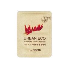 Пенка для умывания увлаж.пробник THE SAEM (Sample) Urban Eco Harakeke Foam Cleanser 2,5 мл