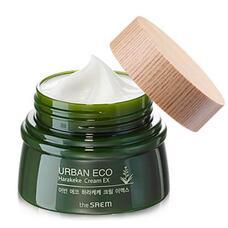 Крем питательный с экстрактом новозеландского льна THE SAEM Urban Eco Harakeke Cream 60 мл