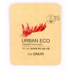 Крем с экстрактом корня новозеландского льна пробник THE SAEM (NotForSale)Urban Eco Harakeke Root Cream-Sample pouch 2мл