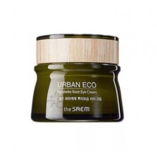 Крем для глаз с экстрактом корня новозеландского льна THE SAEM Urban Eco Harakeke Root Eye Cream 30 мл