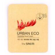 Крем с экстрактом корня новозеландского льна пробник THE SAEM (NotForSale) Urban Eco Harakeke Root Cream-Sample pouch 1мл