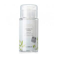 Жидкость для снятия макияжа с глаз и губ THE SAEM Healing Tea Garden White Tea Lip & eyes Remover 150 мл