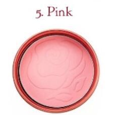 Румяна компактные SKINFOOD ROSE ESSENCE BLUSHER #5 PINK