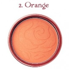 Румяна компактные SKINFOOD ROSE ESSENCE BLUSHER #2 ORANGE