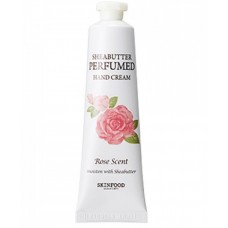 Крем для рук парфюмированый SKINFOOD Shea Butter Perfumed Hand Cream (Rose scent) 30 мл