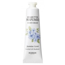 Крем для рук парфюмированый SKINFOOD Shea Butter Perfumed Hand Cream (Jasmine scent) 30 мл