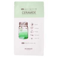 Маска для лица тканевая SKINFOOD Boosting Juice 2-step Mask Sheet CERAMIDE 23 мл