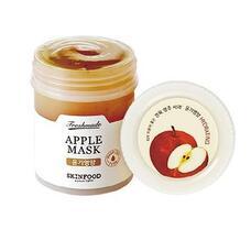 Маска для лица с фруктовыми кислотами SKINFOOD Freshmade Apple Mask 90 мл