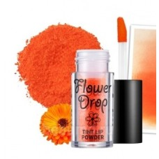 Тинт-пудра для губ SEСRET KEY Flower Drop Tint Lip Powder_02 Orange 2гр