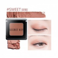 Тени для век моно SEСRET KEY Fitting Forever Single Shadow_#Sweet(Coral Pink) 3,8 гр