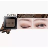 Тени для век моно SEСRET KEY Fitting Forever Single Shadow_#Shade(Ash Brown) 3,8 гр