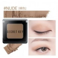 Тени для век моно SEСRET KEY Fitting Forever Single Shadow_#Nude(Skin Beige) 3,8 гр