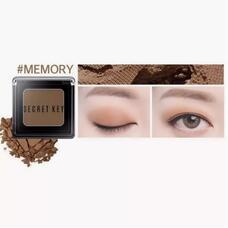 Тени для век моно SEСRET KEY Fitting Forever Single Shadow_#Memory(Warm Brown) 3,8 гр