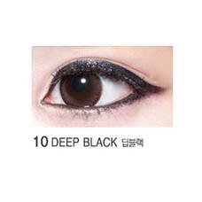 Карандаш автомат. для глаз водостойкий 10 SEСRET KEY Twinkle Waterproof Gel Pencil Liner 10 Deep Black 0,5 гр