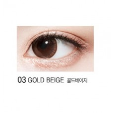 Карандаш автомат. для глаз водостойкий 03 SEСRET KEY Twinkle Waterproof Gel Pencil Liner 03 Gold Beige 0,5 гр
