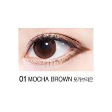 Карандаш автомат. для глаз водостойкий 01 SEСRET KEY Twinkle Waterproof Gel Pencil Liner 01 Moca Brown 0,5 гр