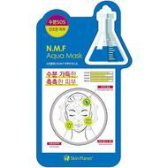 Маска для лица тканевая увлажняющая MIJIN Uniquleen N.M.F. Aqua Filler Mask 26 гр
