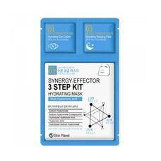 Трехшаговый комплекс для ухода за лицом MIJIN Skin Planet synergy effector 3step kit - HYDRATING MASK 25гр/2мл/1,5мл