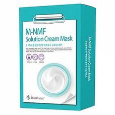 Маска для лица тканевая увлажняющая MIJIN Skin Planet M-MNF solution CREAM MASK 30 гр