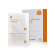 Маска для лица для яркости кожи MIJIN Skin Planet ULTRA Brightening Chitosan mask 26 гр