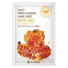 Маска для лица тканевая маточное молочко MIJIN Skin Planet daily fresh garden mask sheet ROYAL JELLY 25 гр