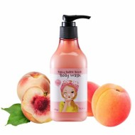 Гель для душа персиковый Fascy Bubble Bomb Body Wash Peach 250 мл