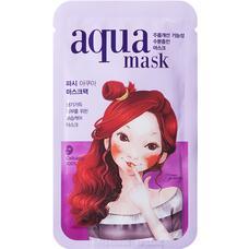 Маска для лица тканевая FASCY WAVE Tina Aqua Mask 26гр
