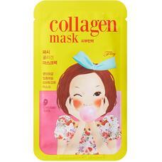 Маска для лица тканевая FASCY PUNGSEON Tina Collagen Mask 26гр